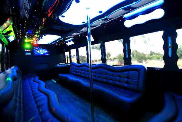 40 people party bus norfolk